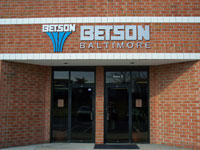 Betson Distributing Office