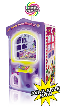 Candy Crane House II