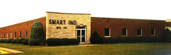 Smart Industries building in Des Moines, Iowa